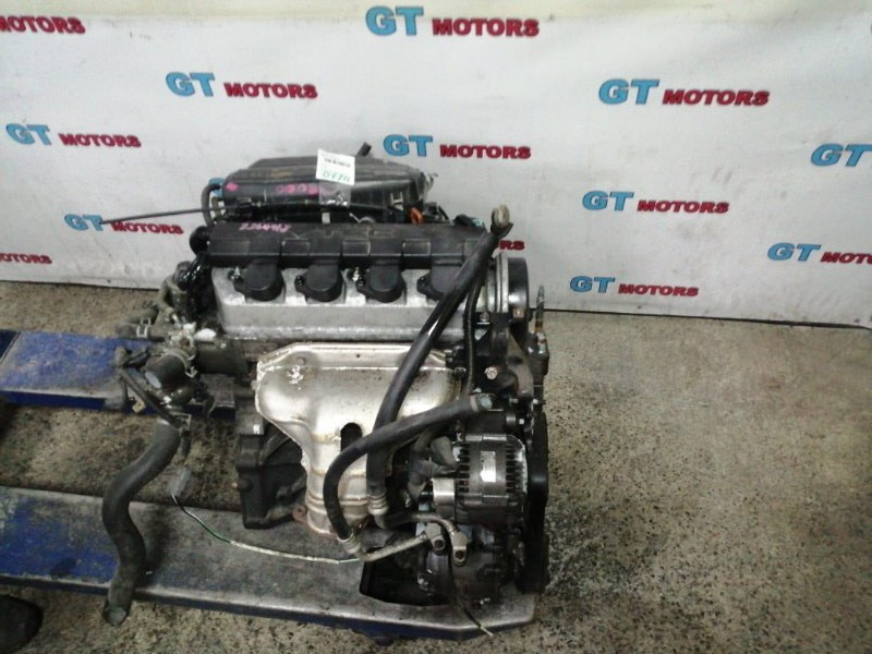 Двигатель Honda Stream RN1 D17A 2004