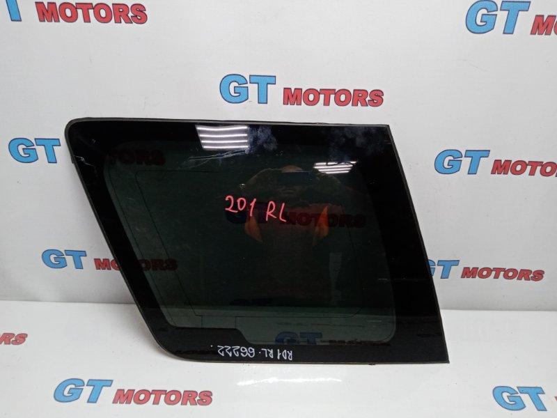 Стекло боковое Honda Cr-V RD1 B20B 1999 заднее левое