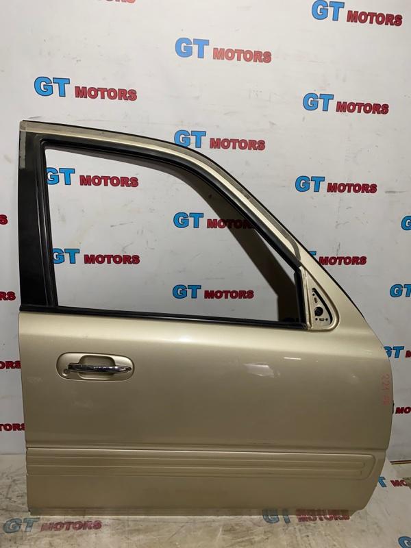 Дверь боковая Honda Cr-V RD1 B20B 2000 передняя правая