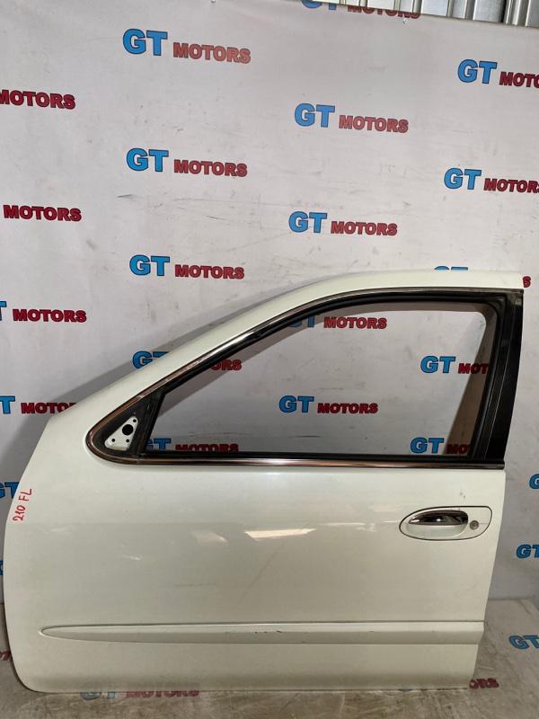 Дверь боковая Nissan Cefiro PA33 VQ25DD 2000 передняя левая