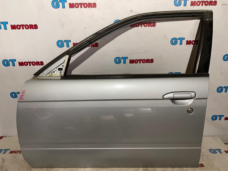 Дверь боковая Nissan Expert VEW11 YD22DD 2000 передняя левая