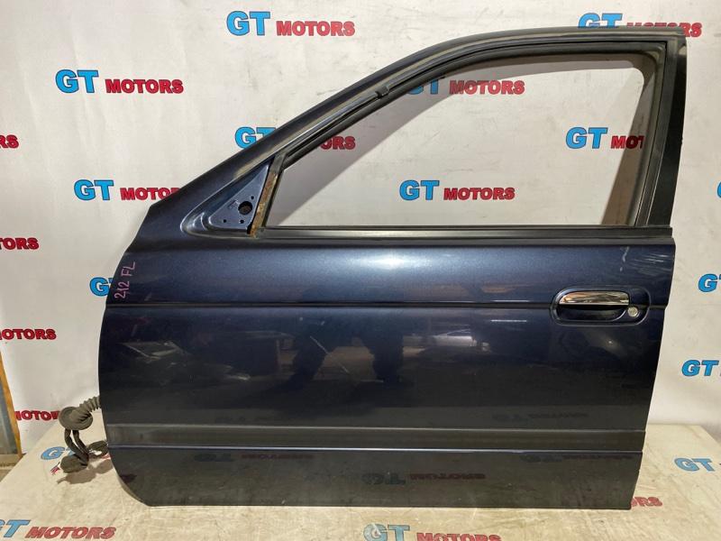 Дверь боковая Nissan Sunny FB15 QG15 1999 передняя левая