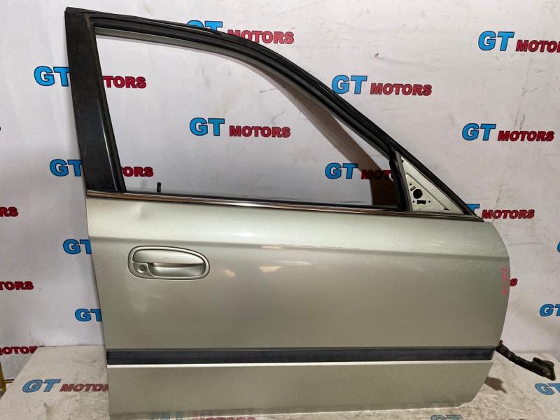 Дверь боковая Honda Domani MB4 D16A 1998 передняя правая