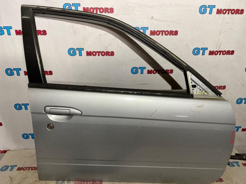 Дверь боковая Nissan Expert VEW11 YD22DD 2000 передняя правая
