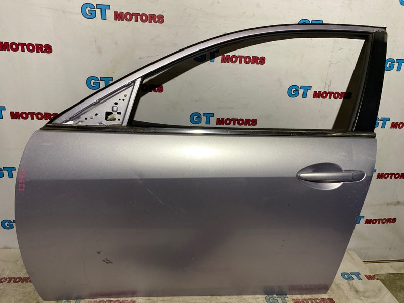 Дверь боковая Mazda Atenza GHEFP LF-VE 2008 передняя левая