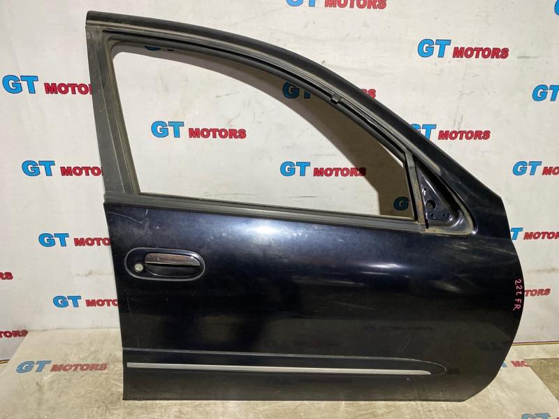 Дверь боковая Nissan Bluebird Sylphy QG10 QG18DE 2005 передняя правая