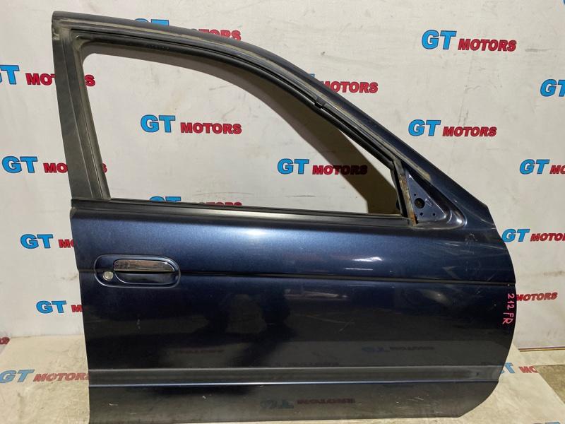 Дверь боковая Nissan Sunny FB15 QG15 1999 передняя правая