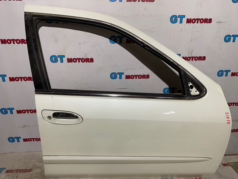 Дверь боковая Nissan Cefiro PA33 VQ25DD 2000 передняя правая