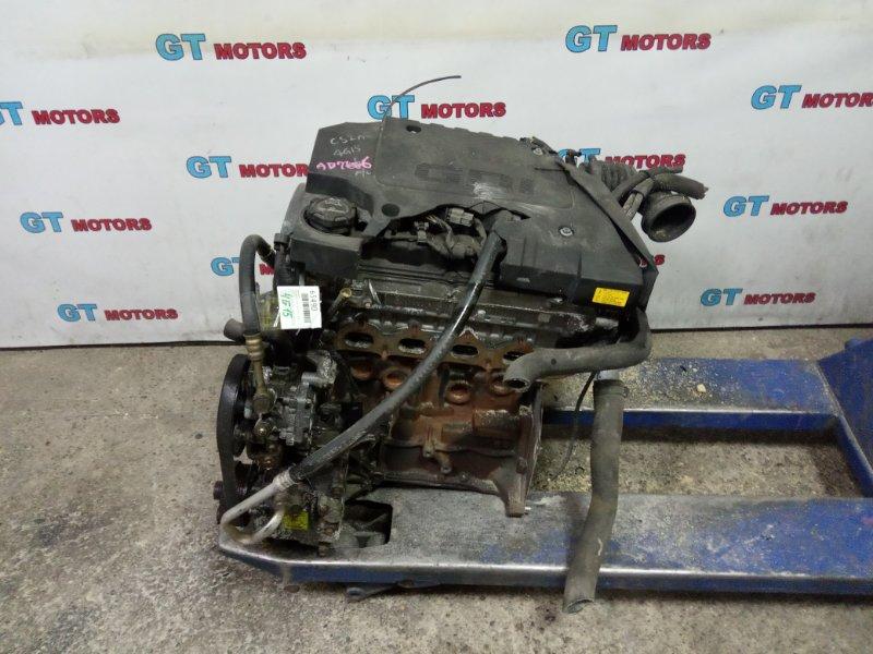 Двигатель Mitsubishi Lancer CS2A 4G15 2001