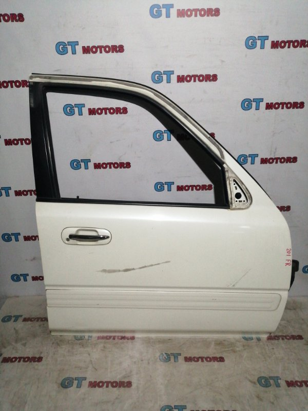Дверь боковая Honda Cr-V RD1 B20B 1999 передняя правая
