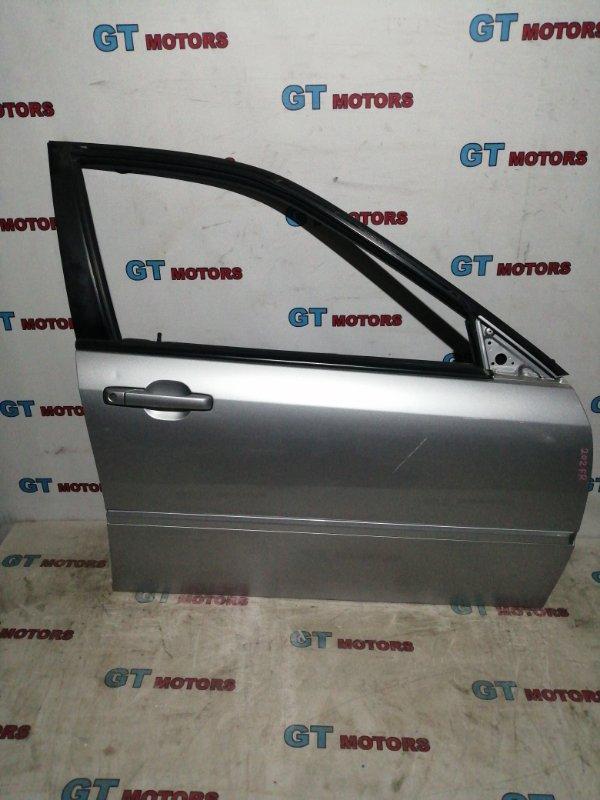 Дверь боковая Honda Accord CL3 F20B 2001 передняя правая