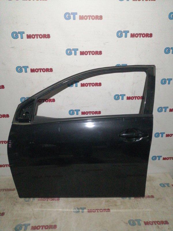 Дверь боковая Toyota Corolla Fielder NZE141 1NZ-FE 2008 передняя левая