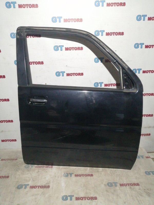 Дверь боковая Honda Stepwgn RF2 B20B 2000 передняя правая