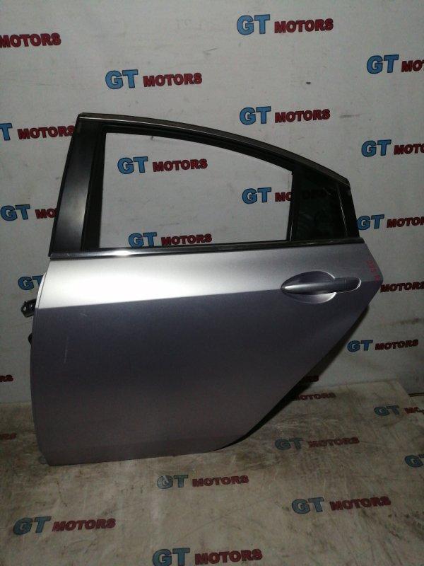 Дверь боковая Mazda Atenza GHEFP LF-VE 2008 задняя левая