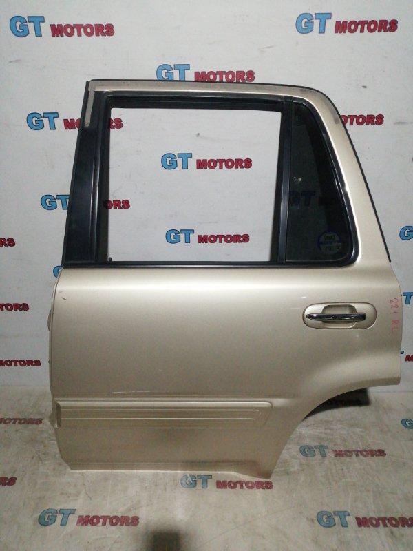 Дверь боковая Honda Cr-V RD1 B20B 2000 задняя левая