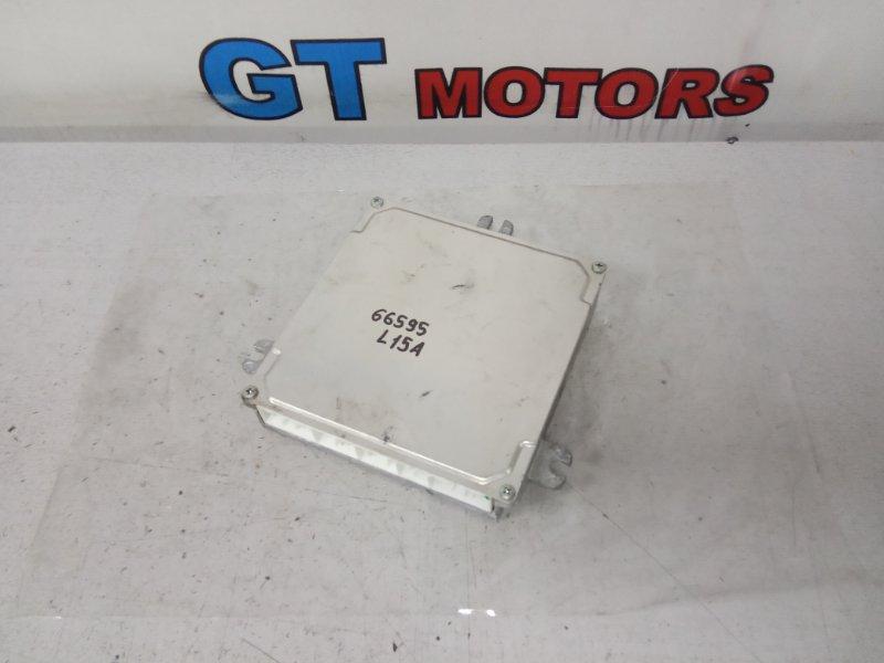 Компьютер (блок управления) Honda Mobilio Spike GK1 L15A