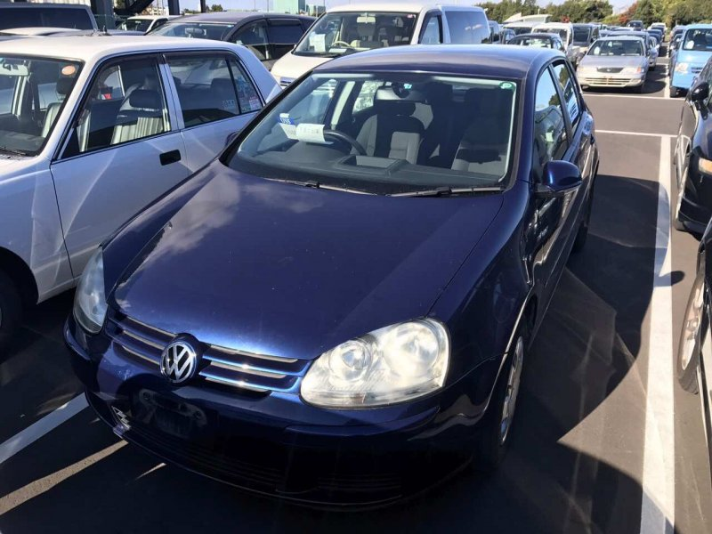 Авто на разбор Volkswagen Golf VW GOLF V 2003 2006 г.в. 64228 км. правый руль. ДВС BLF 1.6 L FSI. VIN: WVWZZZ1kz6U027390