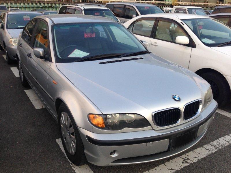 Авто на разбор Bmw 318I E46 N42 B20 A 1998 01.2002 г.в. Правый руль. Седан. Рестайлинг. ДВС N42 B20