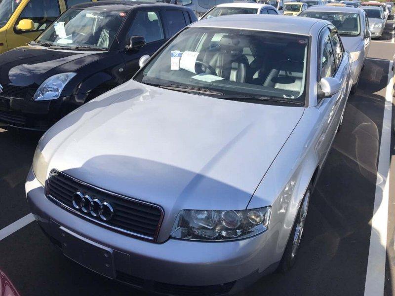 Авто на разбор Audi A4 B6 ALT 2000 14.11.2001г.в. седан. 2WD. ДВС ALT. Пробег 58742 км. правый руль. VIN