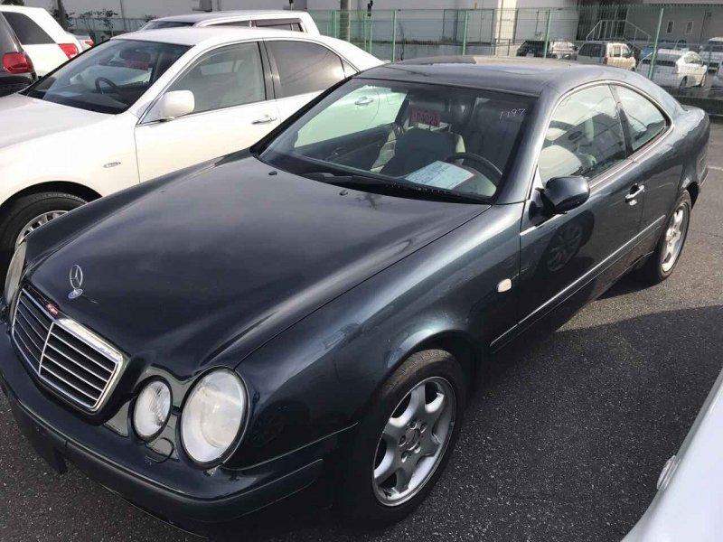 Авто на разбор Mercedes-Benz Clk320 208.365 112.940 1998 18 07 1997 г.в. Левый руль. Пробег 56414 км. ДВС M 112 E32