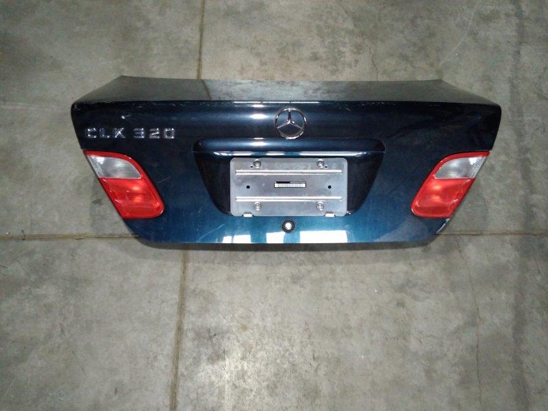 Крышка багажника Mercedes-Benz Clk320 208.365 112.940 1997 в сборе, цвет 189