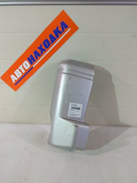 Клык бампера Mitsubishi Delica P35W 4D56T 0 L задний,серебро