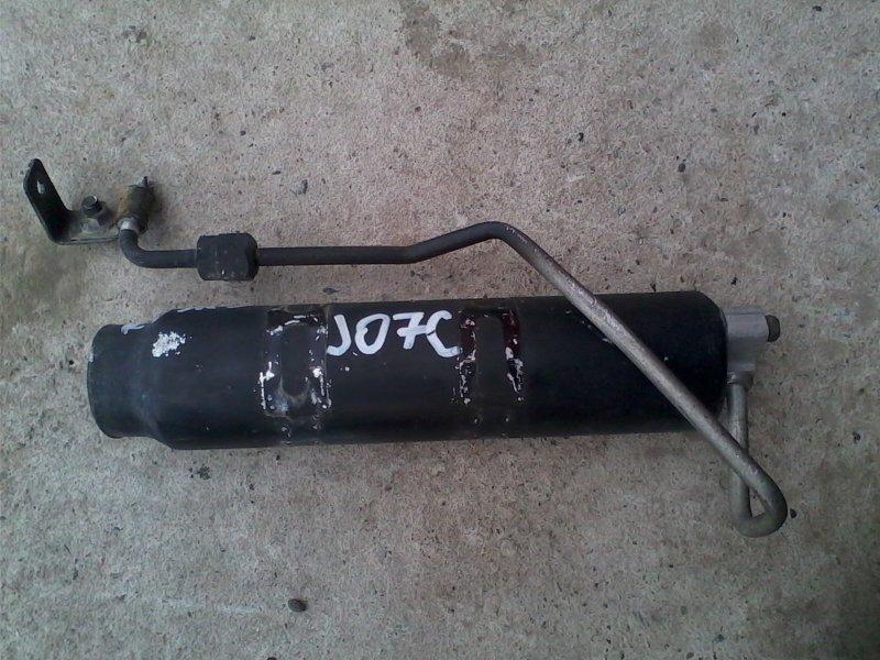Ресивер кондиционера Hino Ranger FC3JKBA J07C 1998 бачок(осушитель) с датчиком / крепится на