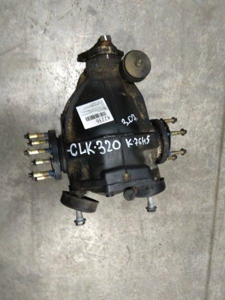 Редуктор Mercedes-Benz Clk320 208.365 112.940 1997 задний 2103502914 I=3.07 + W210 (95-02) + W202 ХТС 56 т.км.