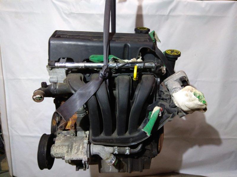 Двигатель Mini Cooper MINI R50 W10B16A 2000 D024R029 № D024R029 пробег 68 т.км. на моторе: коллектор впуск