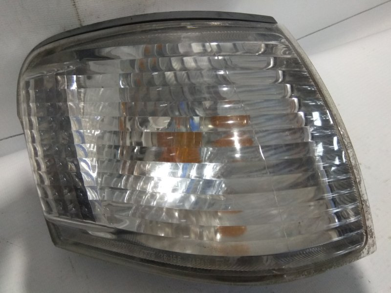 Фонарь габаритный Toyota Corolla Ii EL51 16-156 К74/ 2мод.97-99г.правый,белый,3-х дверка №16-156