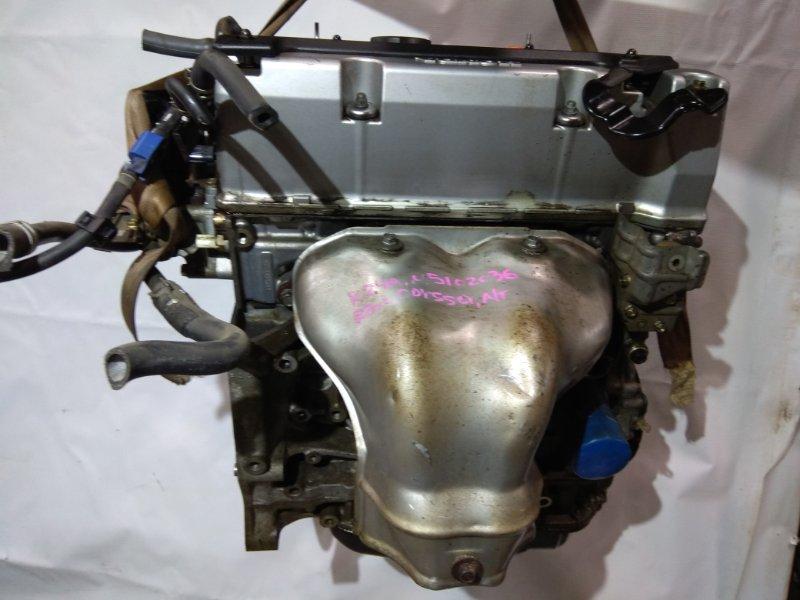 Двигатель Honda Odyssey RB1 K24A 5102036 . Пробег 59 т.км. 160 л.с./ Без навесного. На ДВС е сть: