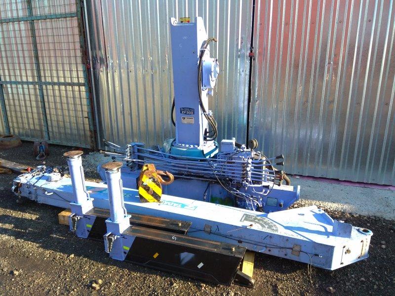 Крановая установка Nissan Diesel MK260 MD92 1995 ZF303-EJ3771 ХТС 96г. 3 тонн.5 уголка, 3 вылета-7,7м,