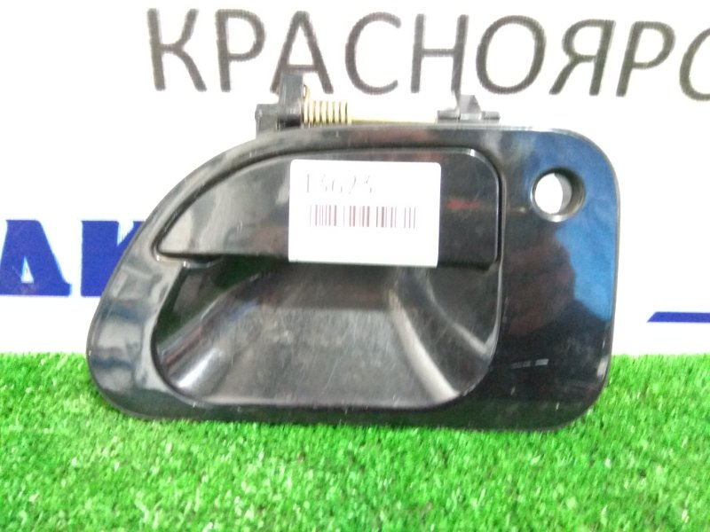Ручка внешняя Mitsubishi Delica Space Gear PD8W передняя левая FL черная