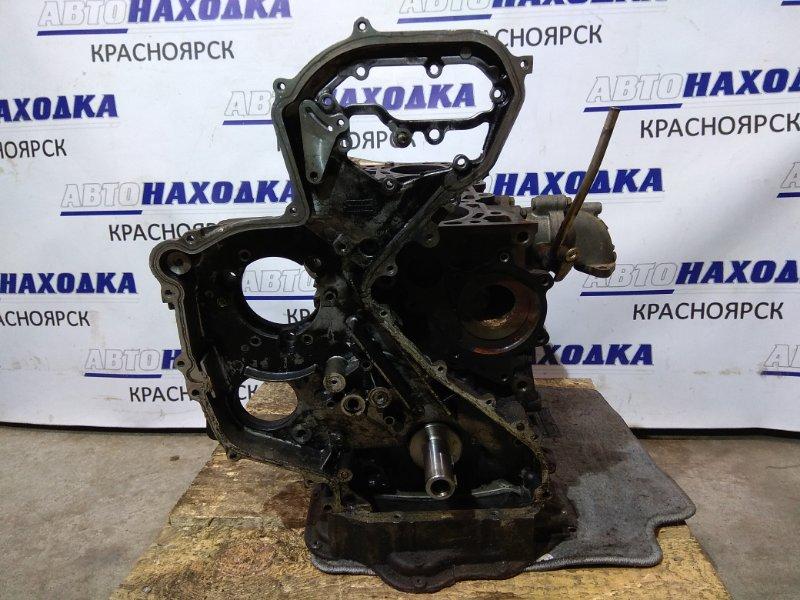 Блок двс Nissan Ad VEY11 YD22DD 028556А заряженый б/поддона