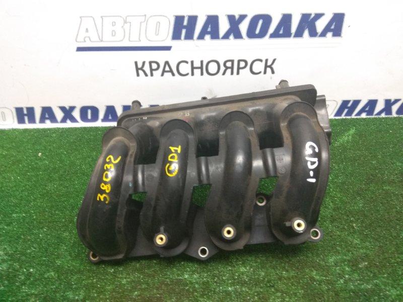 Коллектор впускной Honda Fit GD1 L13A впуск (М50) пластик ( как GJ1)