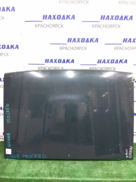 Капот Mazda Proceed UV66R (N) т.зел