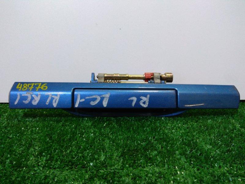 Ручка внешняя Subaru R2 RC1 EN07 задняя левая RL