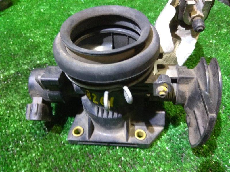Заслонка дроссельная Toyota Passo KGC10 1KR-FE 22210-B1010 снята/механ/ДПДЗ 89452-52011/пластик/своя/К64