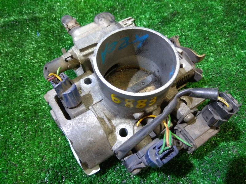 Заслонка дроссельная Honda Stepwgn RF3 K20A снято ,57