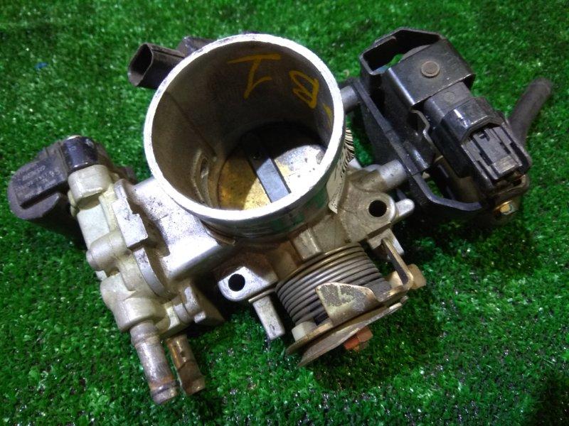 Заслонка дроссельная Honda Mobilio GB1 L15A снята