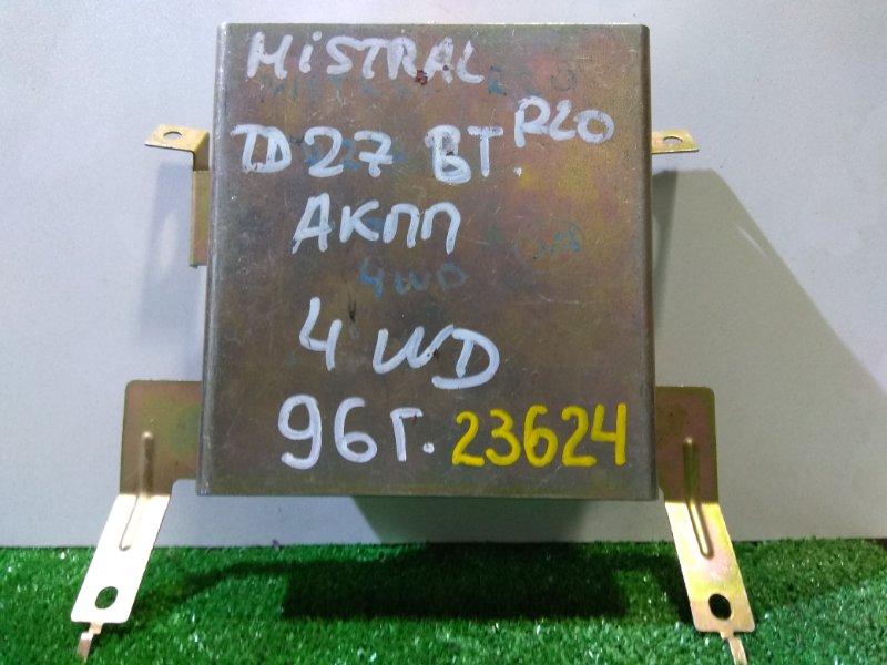 Компьютер Nissan Mistral R20 TD27BT 23710 1F102 .