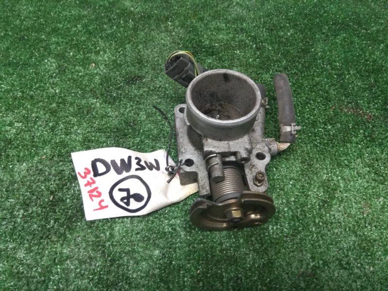 Заслонка дроссельная Mazda Demio DW3W B3-E