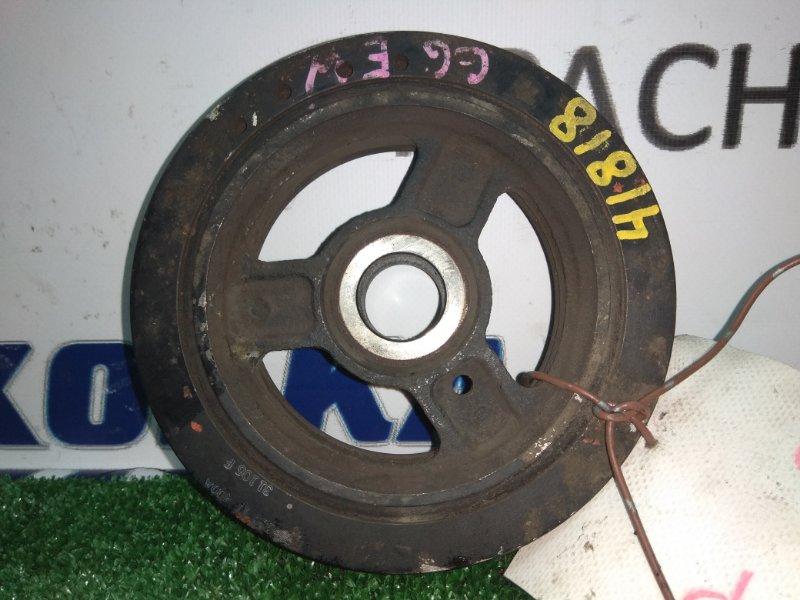 Шкив коленвала Mazda Atenza GGEP LF-DE с демпфером
