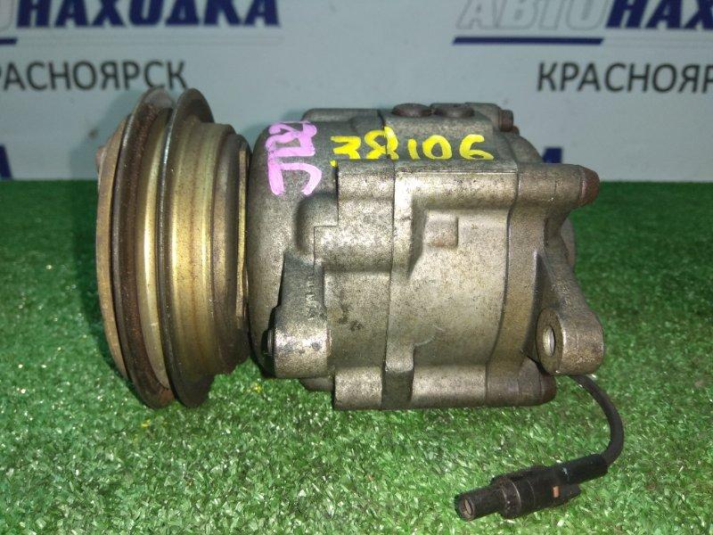 Компрессор кондиционера Suzuki Jimny JB23W K6A к77 3