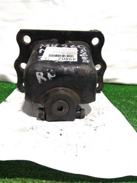 Серьга рессоры Nissan Diesel MK260 MD92 1995 задняя задней рессоры-передняя (R=L), с пальцем в