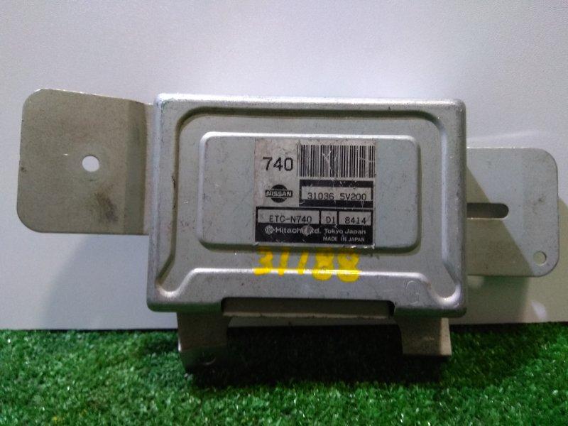 Компьютер Nissan R'nessa PNN30 KA24DE 31036 5V200 на акпп 99г 4WD