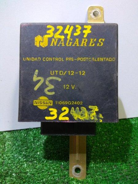 Реле Nissan Mistral R20 TD27BT 11069 G2402 94-95гг - реле свечей накала