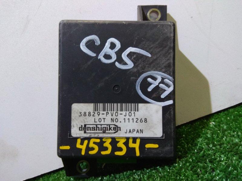 Компьютер Honda Accord Inspire CB5 G20A 38829-PV0-J01 38829-PV0-J01