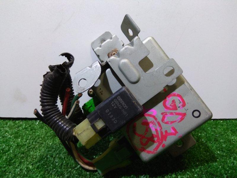 Блок управления рулевой рейкой Honda Fit GD1 L13A 39980-SAA-J321-M1 блок управления рулевой
