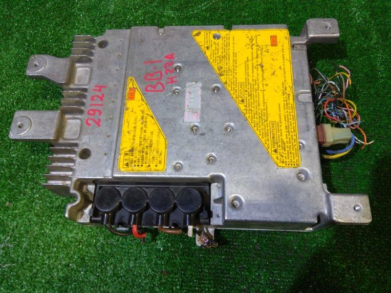 Компьютер Honda Prelude BB1 H22A управл. 4WS